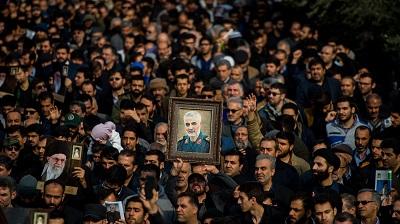 Teheran przysięga zmestę.