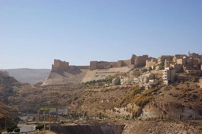 Na zdjęciu: Al-Karak, Jordania. (Zdjęcie: Berthold Werner/Wikimedia Commons)