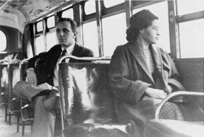 Tak walczyła o prawa czarnych Rosa Parks.