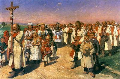 Tetmajer – Procesja w Bronowicach
