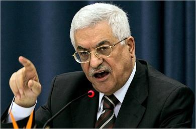 Wybrany w 2005 roku na czteroletnia kadencję prezydent Abbas żąda stanowczo ukarania Izraela za brak demokratycznego palestyńskiego państwa.