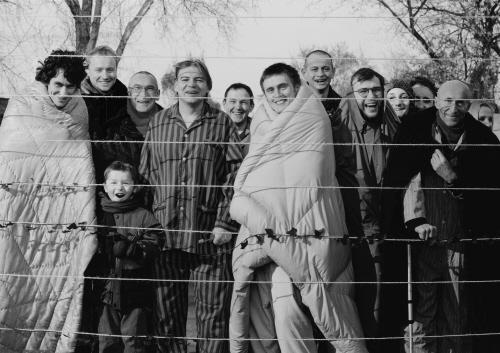 W Muzeum Sztuki w Tartu potworności nazistowskie są zabawą i grami