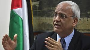 Saeb Erekat, negocjator palestyński