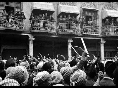 Pogrom w Bagdadzie 1941r.