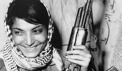Palestyńska terrorystka, Leila Khaled