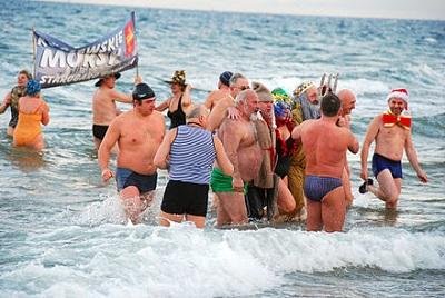 Morsy witają Nowy Rok w Gdańsku. (Zdjęcie: Wikipedia)