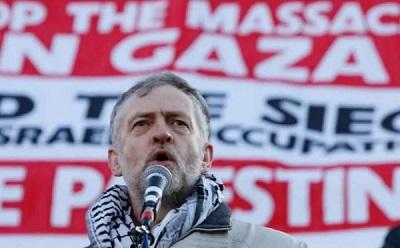 Przywódca brytyjskiej Partii Pracy, Jeremy Corbyn