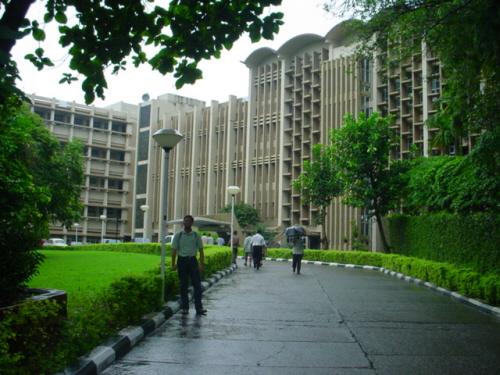 Indian Institute of Technology, Mumbai.