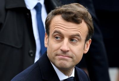 Kiedy Emmanuel Macron, nowy prezydent Francji, mówi, że jest za \