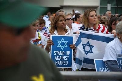 Na amertykańskich uniwersytetach przeciwstawianie się antysemityzmowi nierzadko grozi fizycznymi atakami.
