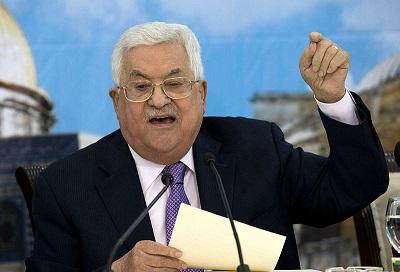 Prezydent AP, Mahmoud Abbas | Zdjęcie: EPA/Atef Safadi