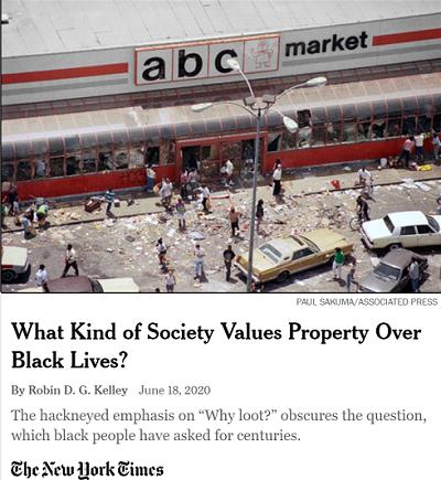 Zrzut z ekranu tytułuartykułuw NYT.