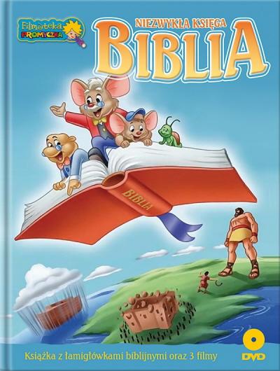 Biblia interakcyjna dla najmłodszych.