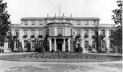 """""""Ostateczne rozwiązanie"""" : Tu odbyła się Konferencja Wannsee"""