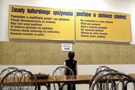Szkoła Podstawowa nr 51 w Lublinie (za wiadomościami gazeta.pl)