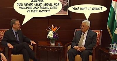 - Zdumiewające. Nigdy nie prosiliście Izraela o szczepionki, a Izrael i tak jest szkalowany.- Tak! Czy to nie jest wspaniałe?