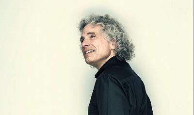 Steven Pinker. Zdjhęcie: Scott Nobles