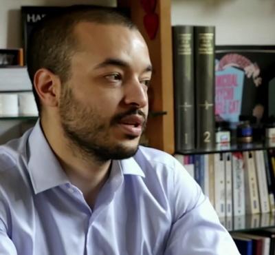 Majid Oukacha (Zdjęcie: Zrzut z ekranu z \