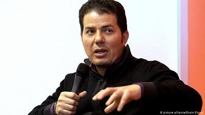 Hamed 'Abdel-Samad (Źródło: Dw.com/ar)