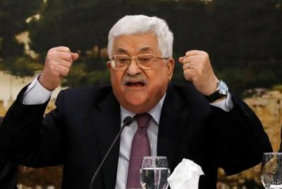 """Jeśli prezydent Autonomii Palestyńskiej, Mahmoud Abbas, jest szczery, kiedy mówi o zorganizowaniu konferencji pokojowej, powinien najpierw nakazać swoim ludziom w Fatahu, by przestali podżegać do przemocy wobec Izraela i do wzywania jego żołnierzy i obywateli do """"wyzwolenia Palestyny""""."""