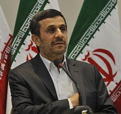 """Prezydent irański przemawiający na Konferencji w Durbanie, gdzie ukuto """"wojnę prawną"""""""