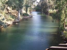 Rzeka Jordan. (Wymień dopływy Wisły większe od tej biblijnej rzeki.)