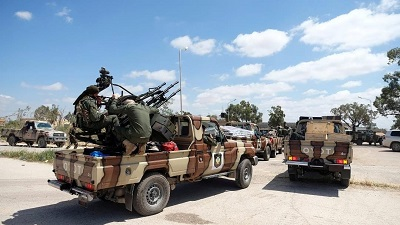 Libia jest obecnie największym teatrem wojen zastępczych na całym Bliskim Wschodzie. Więcej obcych mocarstw jest zaangażowanych w wojnę libijską niż w syryjską.