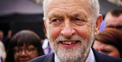 Jeremy Corbyn. Zdjęcie: Garry Knight.