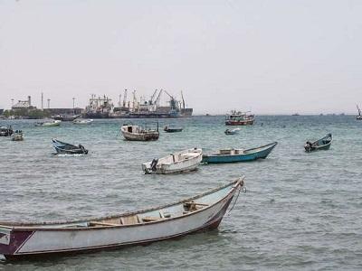 Łodzie rybackie w Berbera, porcie Somalilandu, 21 lipca 2018 r. Somaliland nie pozwala piratom na działanie u swojego wybrzeża.Mustafa Saeed/AFP/Getty Images