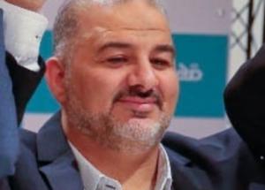 Mansour Abbas, zdjęcie via Wikimedia Commons