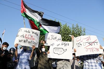 Irańczycy obiecują, że nawet jeśli cały świat zapomni o Palestynie, oni nie zapomną.