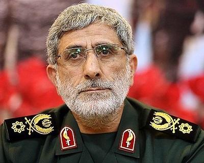 Dowódca Siły Kuds Korpusu Strażników Rewolucji Islamskiej Iranu, Esmail Ghaani. (Zdjęcie: Wikipedia)