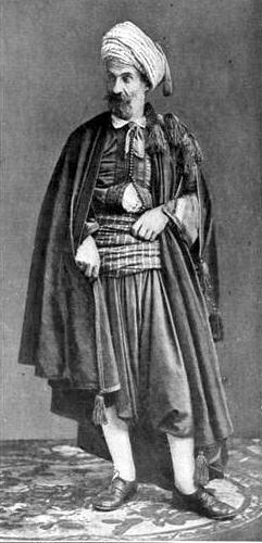 Żyd algierski, ok. 1903 (zdjęcie: PD-1923)
