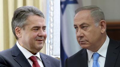 Jeśli chodzi o spotkanie niemieckiego ministra spraw zagranicznych z przedstawicielami radykalnych grup lewicowych, większość komentatorów nagle staje jak roboty przeciwko Netanjahu (Zdjęcie: Mark Neiman/GPO, Alex Kolomoisky)