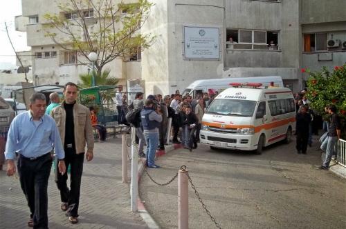 Szpital Szifa, Gaza
