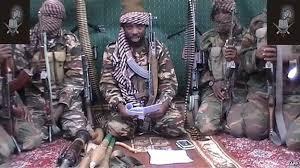 Bojwnicy Boko Haram, walczący w Nigerii o królestwo Allaha na ziemi.