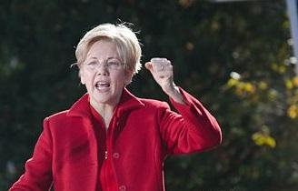 Elizabeth Warren (Zdjęcie: Wikipedia)