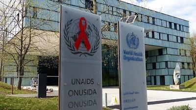 Kwatera główna Światowej Organizacji Zdrowia w Genewie