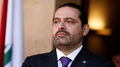 Libański premier Saad al-Hariri.