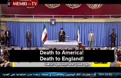 Umiarkowany muzułmanin z Teheranu.