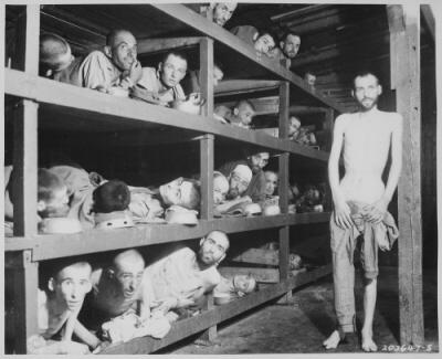 Więźniowie żydowscy w Buchenwaldzie