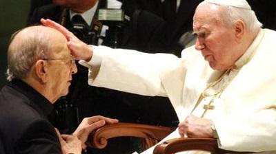 Jan Paweł II iM. M. Degollado