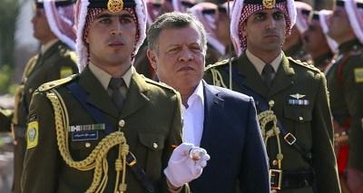 <span>Jego Królewska Mość Abdullah II.</span>