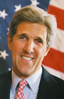 Marzyć o niemożliwym… Panie i panowie, Sekretarz Stanu USA, John Kerry!