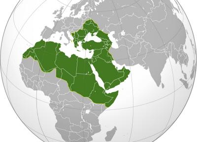 Największe rozmiary Imperium Osmańskiego. (Źródło: Wikimedia Commons/Mevlüt Kılıç)
