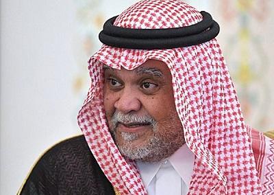 Książę Bandar bin Sultan bin Abdulaziz. (Zdjęcie: kremlin.ru)