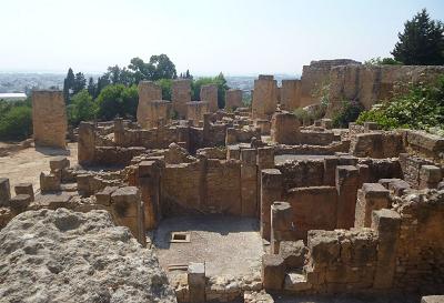 Tunezja. Ruiny Kartaginy. (Zdjęcie: Wikipedia)