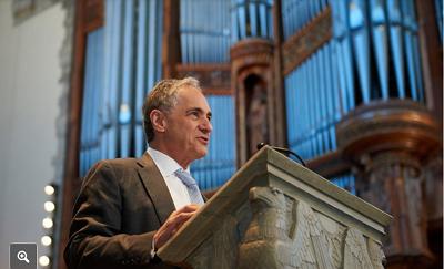 Robert Zimmer, rektor University of Chicago.