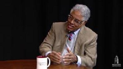 Thomas Sowell. (Zrzut z ekranu z wideo.)