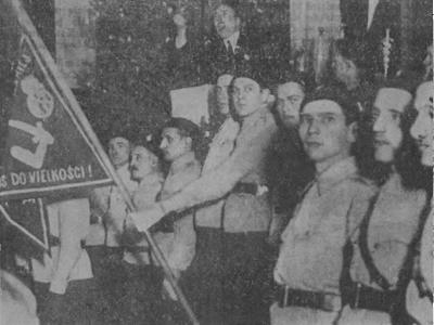 Stronnictwo Narodowe Poznań 1937